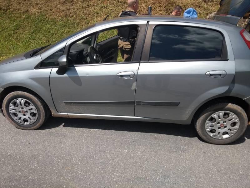 PM prende bandidos apontados por explosão de caixas eletrônicos em Piumhi