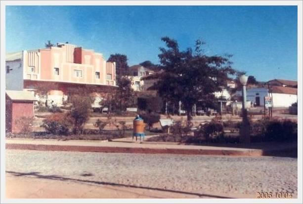 Fotos antigas de Campos Altos