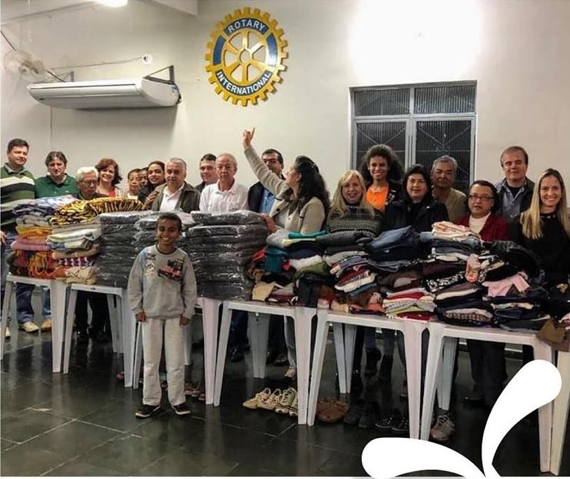 Foto: Divulgação/ Rotary Club