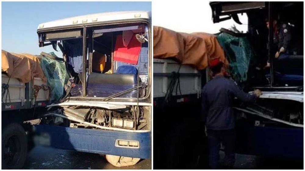 As causas do acidente ainda não foram divulgadas (Maurício Rocha/Patos Hoje)