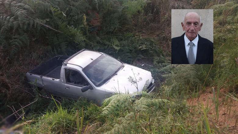 Ex-prefeito de Santa Rosa da Serra  morre em acidente de carro