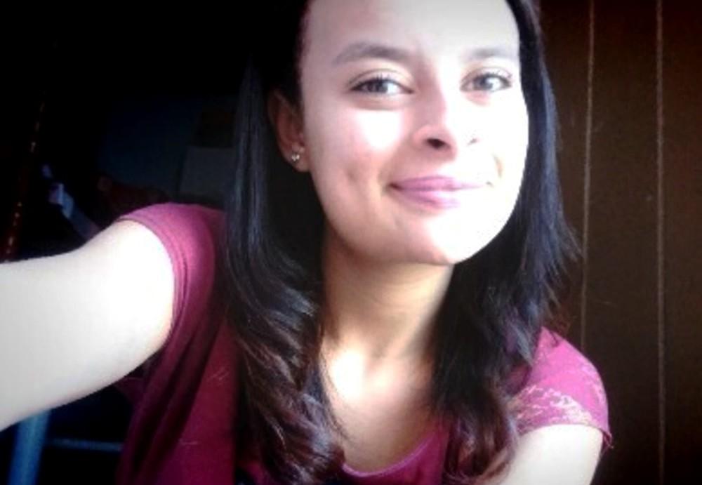 Aline Silva Dantas desapareceu em Alumínio (SP) depois de sair para comprar fraldas para a filha — Foto: Arquivo pessoal