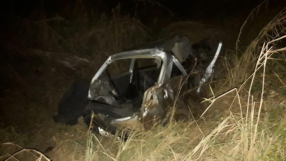 Vítimas do acidente com carro e caminhão na BR-354 em Santa Rosa da Serra seguem internadas