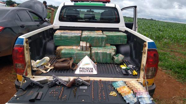 Foto: Assessoria de Imprensa da Polícia Militar de São Gotardo