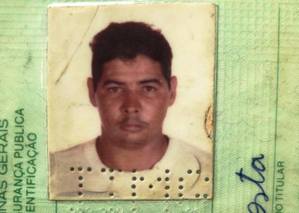 Wagner José da Costa, de 45 anos, foi morto pelo próprio filho.