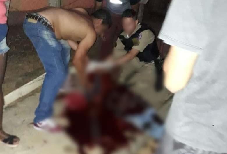 Homem sofre tentativa de homicídio em Santa Rosa da Serra