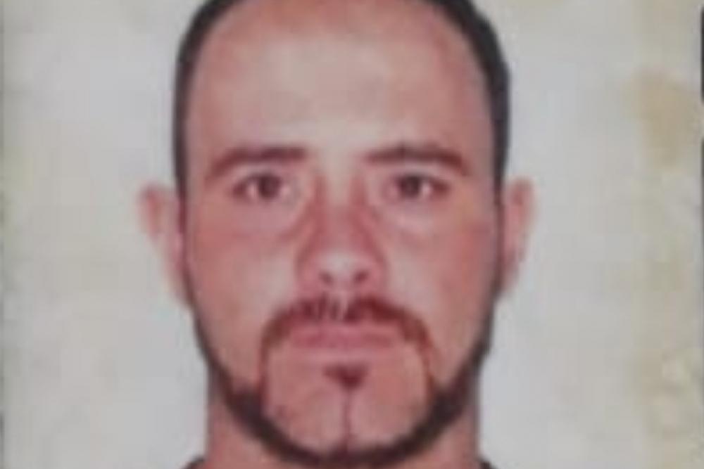 Eliano Paula da Silva de 39 anos. Foto: IML Araxá / Divulgação