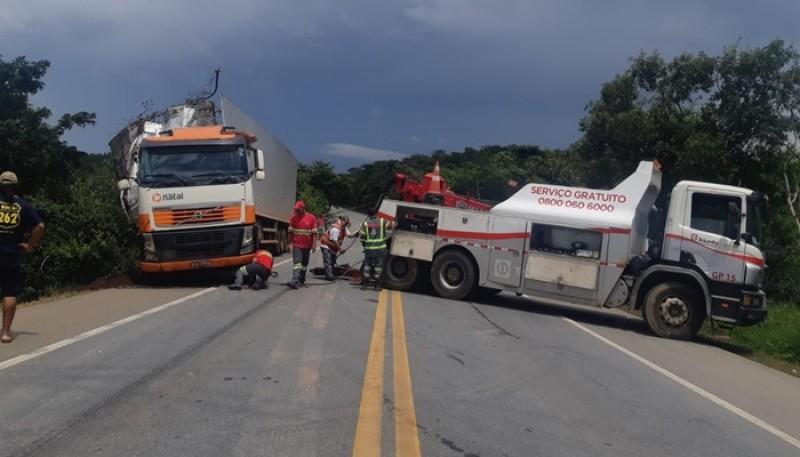 Foto: Polícia Rodoviária Federal/Divulgação