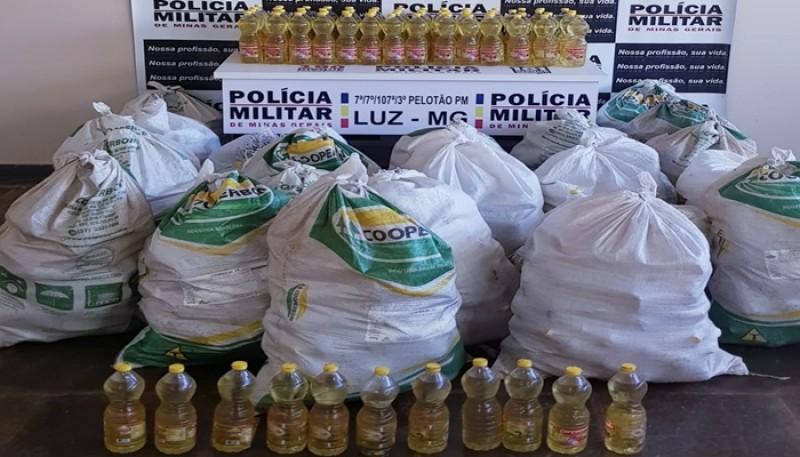 Foto: Polícia Militar/ Divulgação