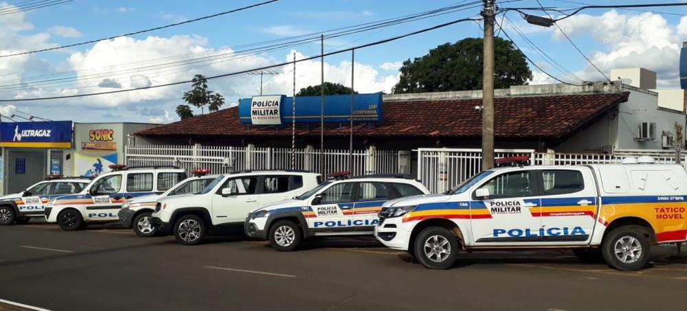 Operação 'Contenção Integrada' cumpre mandados e apreende drogas em Ibiá
