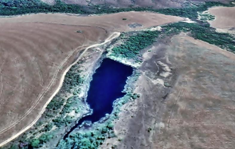 Bombeiros procuram por homem que se afogou em lagoa no município de Ibiá