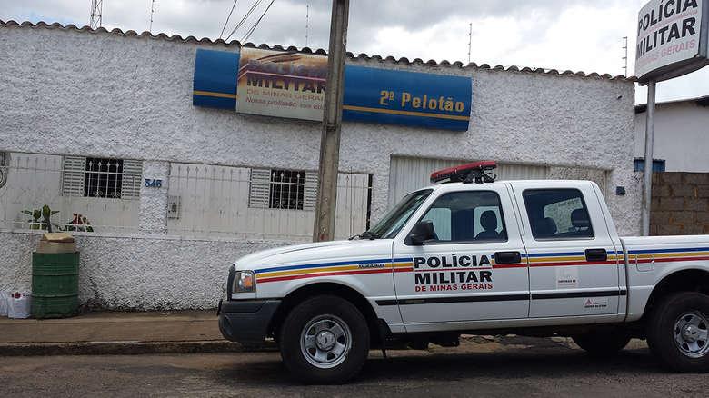 Jovem de 18 anos é preso por receptação em Campos Altos
