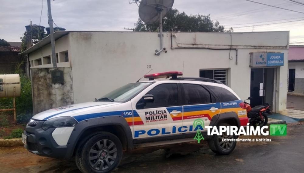 Homens armados assaltam casa lotérica em Tapiraí/MG
