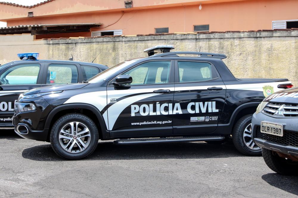 Homem que estuprou criança de 10 anos e adolescente de 15 é preso em Araxá