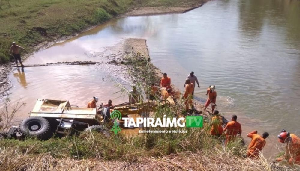 Em Tapiraí: Jovem é socorrido pelo Helicóptero dos Bombeiros após ter perna prensada por máquina na linha férrea