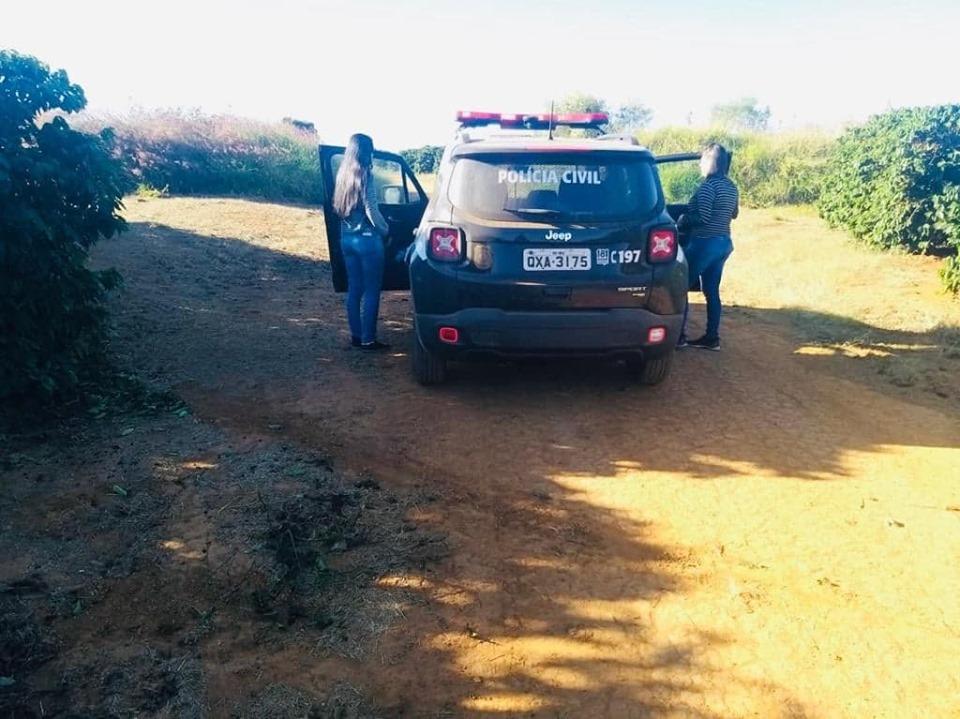 Polícia Civil de Ibiá/MG localiza mulher desaparecida
