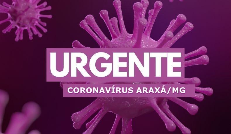 Em 24 horas, Araxá registra 34 novos casos curados de Covid-19