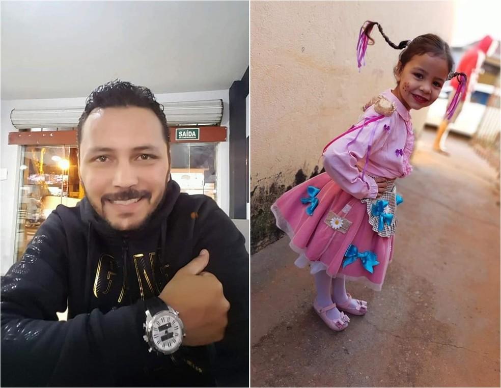 Corpos de pai e filha mortos em acidente entre carro e caminhão são enterrados em Itapeva/SP