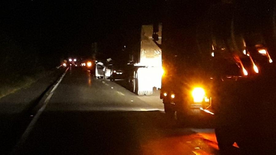 Acidente deixa duas vítimas fatais na BR-354 em Arcos