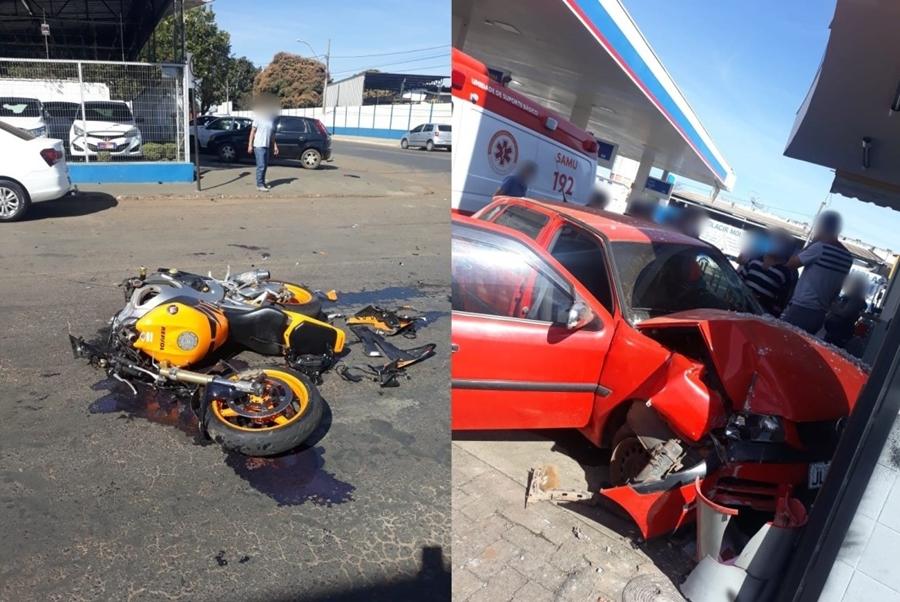 Motociclista morre em acidente em Patos de Minas/MG