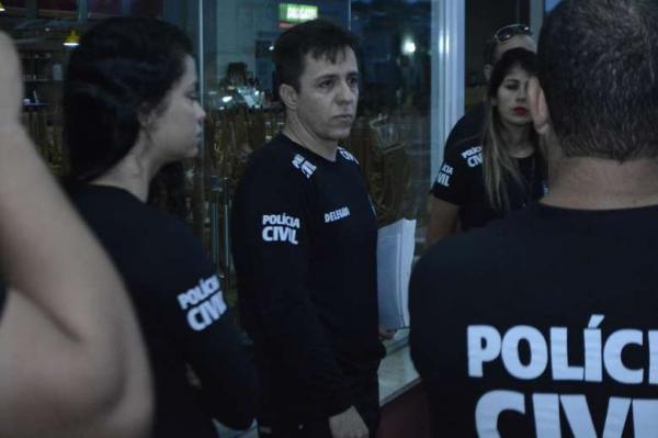 Cinco pessoas presas em Santa Rosa da Serra e São Gotardo são liberadas pela Polícia Civil