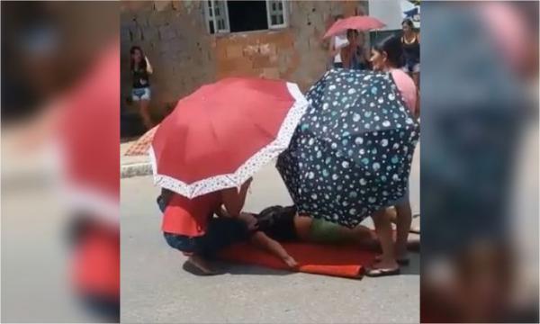 Vídeo: Bebê de dez meses morre após atropelamento em Nova Serrana